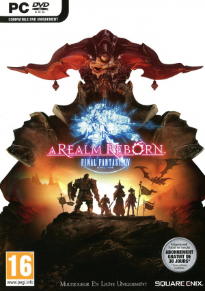 Final Fantasy XIV : A Realm Reborn sur PC