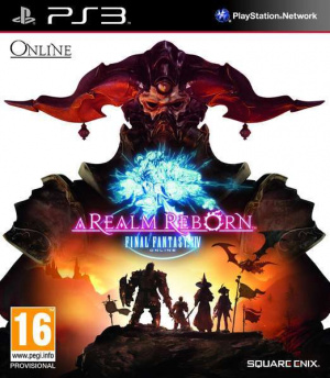 Final Fantasy XIV : A Realm Reborn sur PS3
