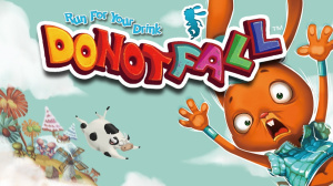 Do Not Fall – Run for your Drink sur PS3