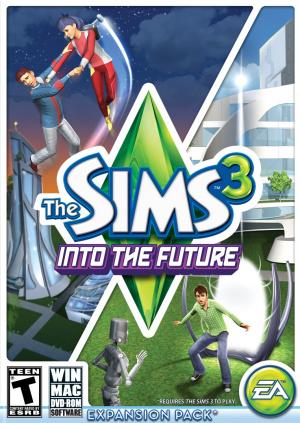 Les Sims 3 : En Route vers le Futur sur Mac