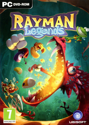 Rayman Legends sur PC