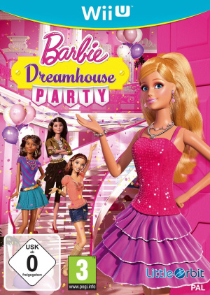Barbie dreamhouse party (WUP Install)