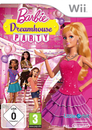 Barbie Dreamhouse Party sur Wii