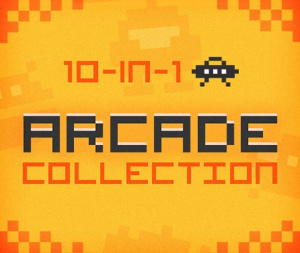 10-in-1 : Arcade Collection sur 3DS
