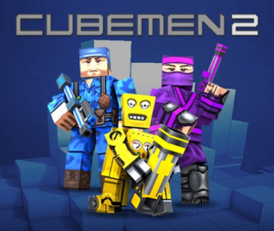 Cubemen 2 sur WiiU