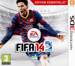 FIFA 14 sur 3DS