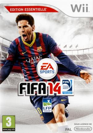 FIFA 14 sur Wii
