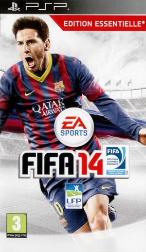 FIFA 14 sur PSP