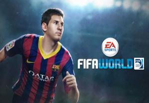 FIFA World sur PC