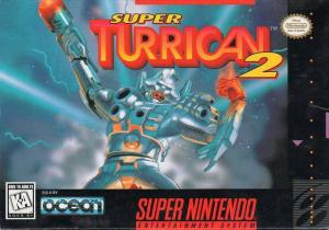 Super Turrican 2 sur SNES