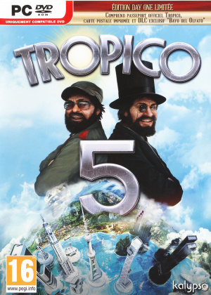 Tropico 5 sur PC