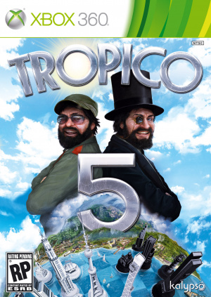 Tropico 5 sur 360
