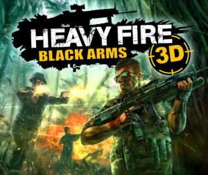 Heavy Fire : Black Arms 3D sur 3DS