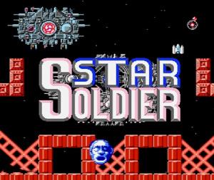 Star Soldier sur 3DS