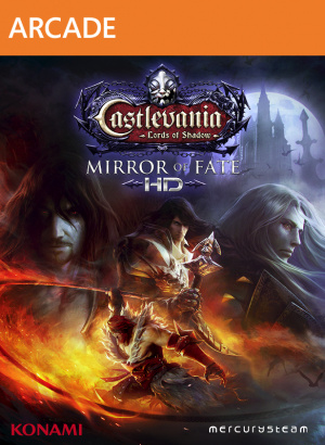 Castlevania : Lords of Shadow - Mirror of Fate HD sur 360