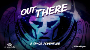 Out There Ω sur iOS