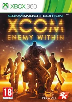 XCOM : Enemy Within - Commander Edition sur 360