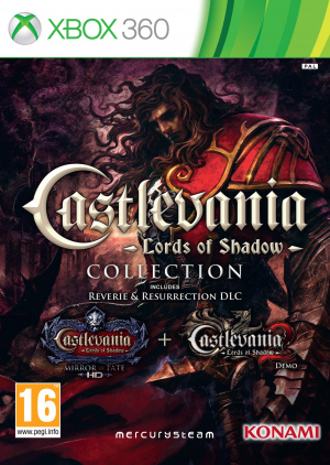 Castlevania : Lords of Shadow Collection sur 360