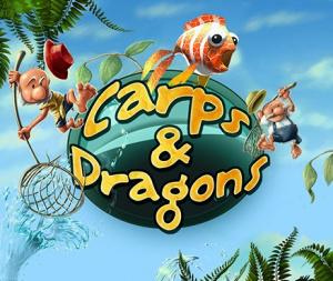 Carps & Dragons sur 3DS