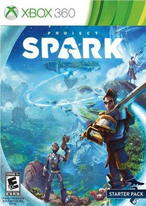 Project Spark sur 360