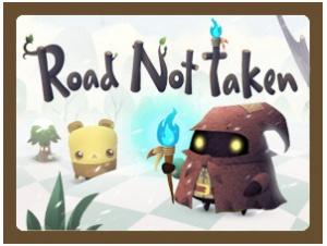 Road Not Taken sur PS4