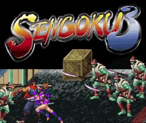 Sengoku 3 sur Wii