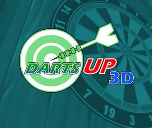 Darts Up 3D sur 3DS