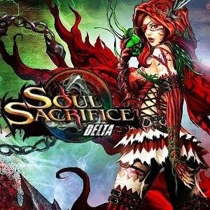 Jaquette de Soul Sacrifice Delta