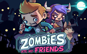 Zombies Ate My Friends sur iOS