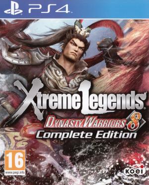 Dynasty Warriors 8 : Xtreme Legends - Complete Edition sur PS4