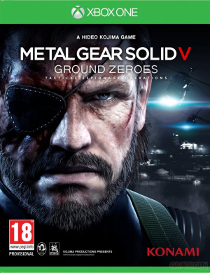 Metal Gear Solid V : Ground Zeroes sur ONE