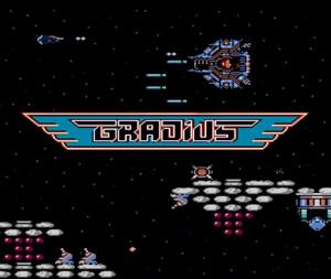 Gradius sur WiiU