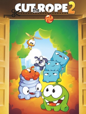 Jaquette de Cut the Rope 2