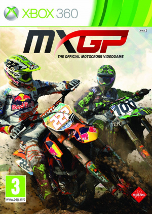 MXGP : The Official Motocross Videogame sur 360