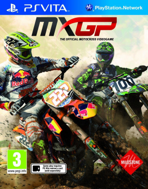 MXGP : The Official Motocross Videogame sur Vita
