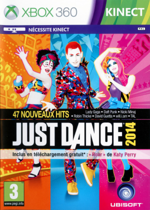 Just Dance 2014 sur 360