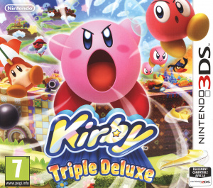 Kirby : Triple Deluxe sur 3DS