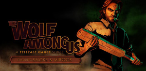 The Wolf Among Us : Episode 2 - Smoke and Mirrors sur PS4