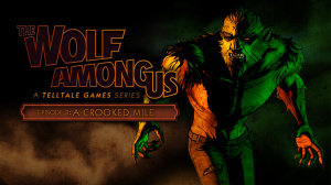 Jaquette de The Wolf Among Us : Episode 3 - A Crooked Mile