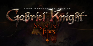 Gabriel Knight : Sins of the Fathers - 20th Anniversary Edition sur PC