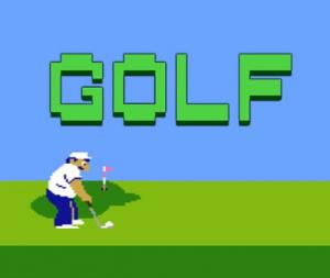 Golf sur WiiU