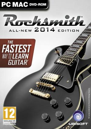 Rocksmith Edition 2014 sur Mac