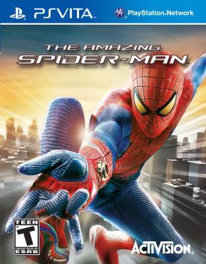 The Amazing Spider-Man sur Vita