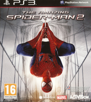The Amazing Spider-Man 2 sur PS3