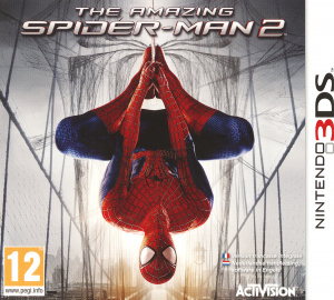 The Amazing Spider-Man 2 sur 3DS