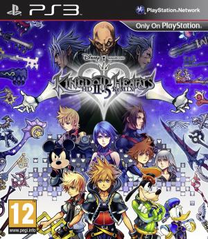 Kingdom Hearts HD 2.5 ReMIX sur PS3