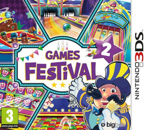 Game Festival 2 sur 3DS