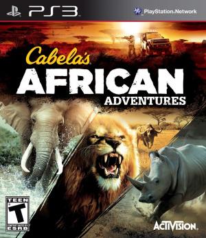 Cabela's African Adventures sur PS3