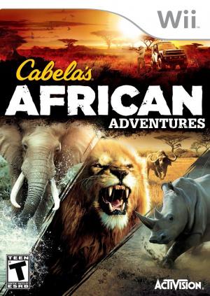 Cabela's African Adventures sur Wii