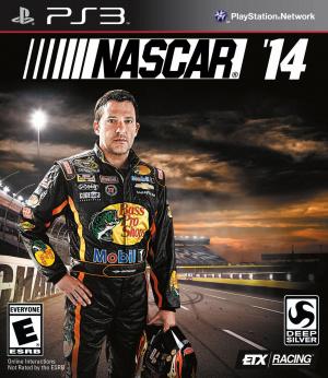 NASCAR '14 sur PS3